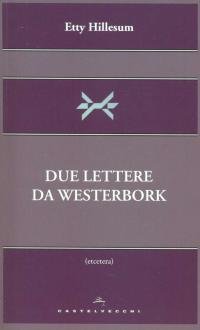 Due lettere da Westerbork - Fillippi